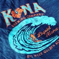 Haven't posted in about a week because I've been on vacation in Hawaii! The trip has been amazing and filled with great times and inspiration. Here's a tshirt graphic I did for @konabrewingco years before I ever made it to the islands. Haven't left yet and can't wait to be back! 😍🌴🐠🍻🤙